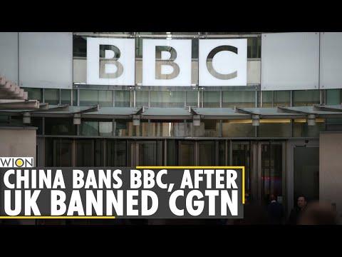 China bans BBC | BBC reported on rape of Uighur women in Xinjiang | Latest World English News | UK