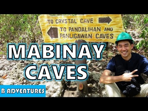 Mabinay Courtship Cave, Negros Oriental, Philippines S2 Ep6