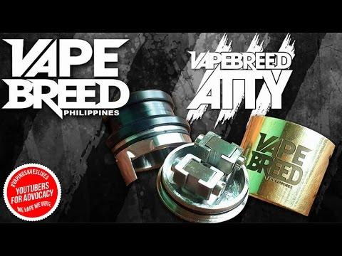 Vape Breed Atty v3 | Vape Breed Philippines | - The Vaping Bogan