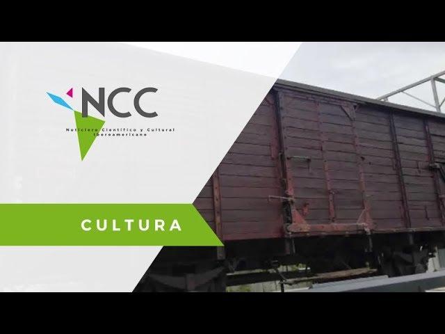 Exposición sobre Auschwitz - ESP - XINHUA / Cultura / NCC 26 / 12.02.18