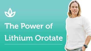 Mental Health | The Power of Lithium Orotate