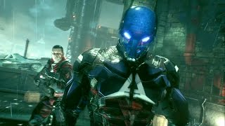 Batman: Arkham Knight - First Encounter with Arkham Knight