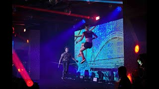 Bounce and Flip Slackline Show in China!