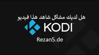 Solve problems with kodi 2018 or add korsi with cool programs