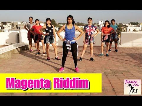MAGENTA RIDDIM  DJ Snake  Dance Choreography  Dance With Pri