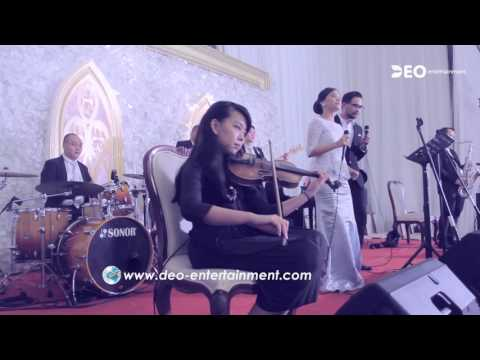 Cerita Cinta - Kahitna at Balai Sudirman | Cover By Deo Entertainment