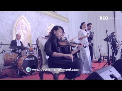 Cerita Cinta - Kahitna at Balai Sudirman   Cover By Deo ...