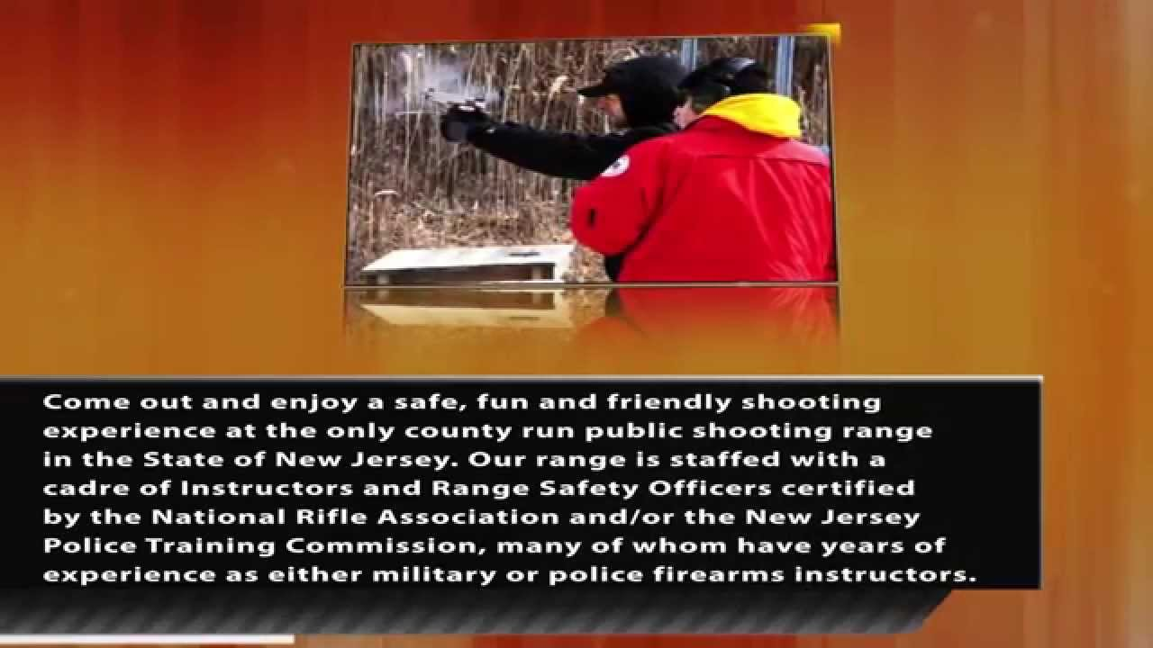 Firearms Training Center - Public Safety - Atlantic County Government