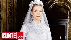 Gracia Patricia von Monaco - Herzogin Kate nahm es zum Vorbild: Ihr Brautkleid raubte allen den Atem