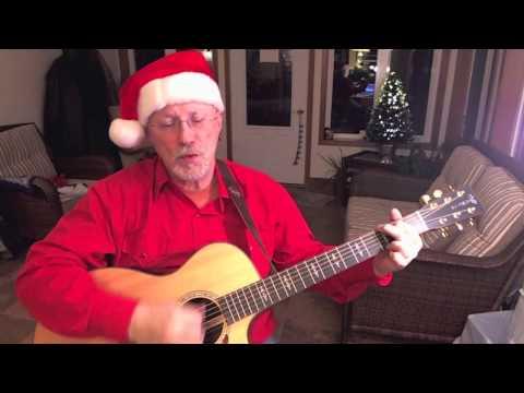 1374  - Mele Kalikimaka -  Bing Crosby cover with guitar chords and lyrics
