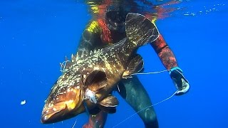 Spearfishing | Agios Georgios island - Ψαροντούφεκο στον Τζώρτζη ✅