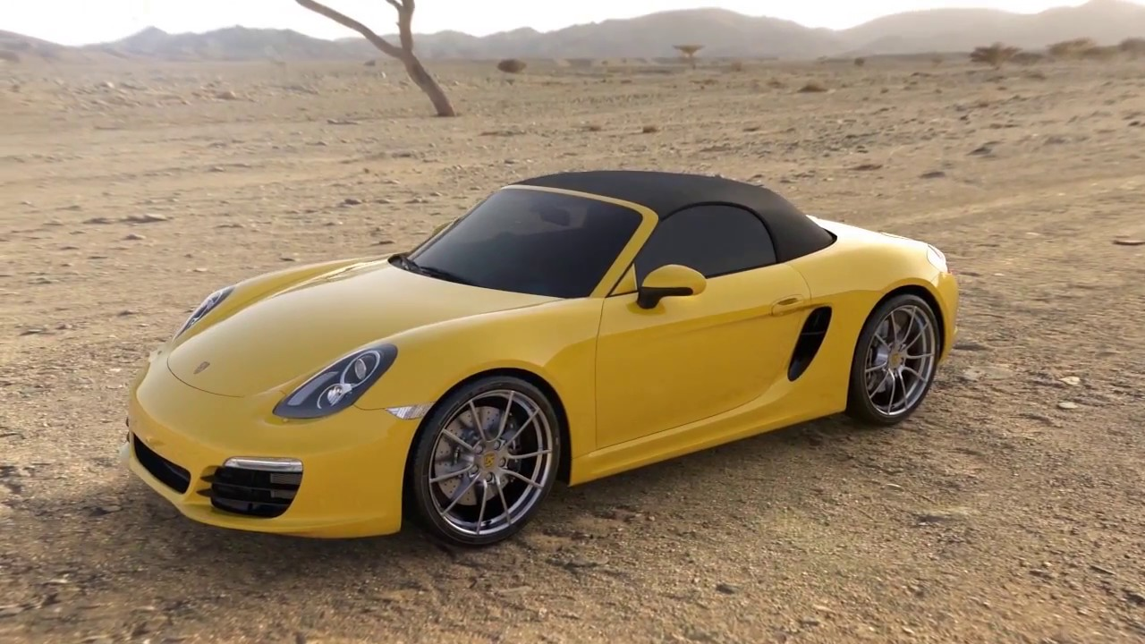 Real Time 911 >> Netdirector Experience Porsche 911 Real Time Car Visualisation