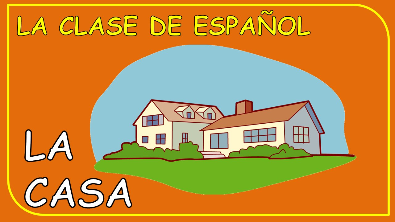 Parts of the house english language youtube - The House In Spanish Questions And Answers La Casa En Espa Ol Youtube