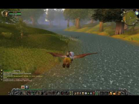 how to ride in world of warcraft