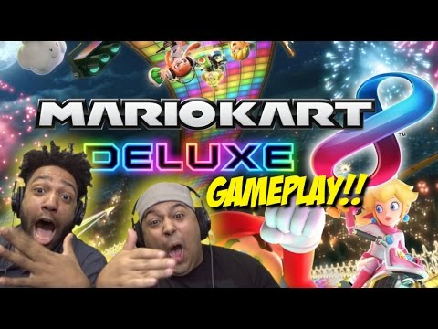 Make IT'S FINALLY HERE!!! [MARIO KART 8 DELUXE] [EARLY GAMEPLAY!] Images