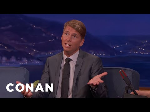Jack McBrayer: Tracy Morgan Thinks My Name Is Kenneth   CONAN on TBS