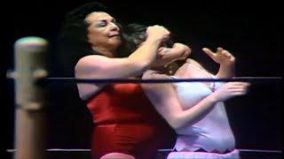 The Fabulous Moolah vs. Winona Little Heart, 5-28-1978