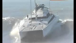 Surf extrême à Southport Seaway