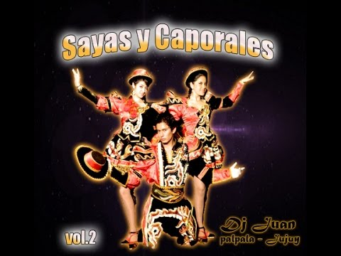 MIX SAYAS & CAPORALES  VOL 2