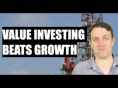 VALUE INVESTING BEATS GROWTH INVESTING