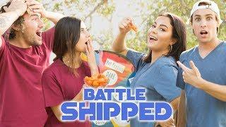 COUPLE DARE CHALLENGE | Tessa Brooks Tristan Tales vs. JC Caylen Chelsey Amaro | BATTLE SHIPPED