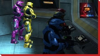 Chapter 18 - Red vs. Blue Season 6