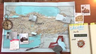 รายการสมุดโคจร พาเที่ยวตุรกี(ตอนที่1 อาณาจักรคอมมาเจน)