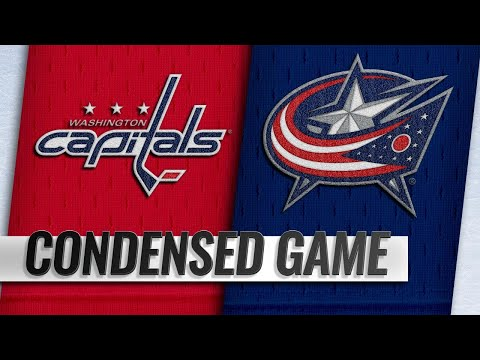 02/12/19 Condensed Game: Capitals @ Blue Jackets