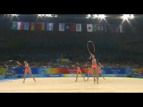 Belarus 3 hoops 4 clubs 2008 olympic games Beijing Q