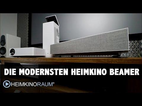 Modernste Heimkino Laser und LED Beamer: Vivo / Presto / Largo4K - Die LG 4K Beamer im Vergleich