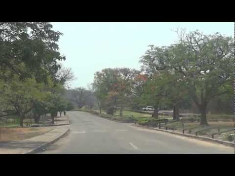 19102012 Hwange Town centre  YOU TUBE