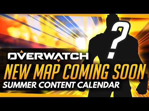 Overwatch | New Map Coming VERY SOON? - Next Hero/Event (Summer Content Calendar)