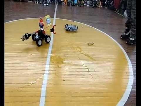 """Бои роботов. """"Живая сталь : Начало"""" // Роботы-трансформеры ..."""