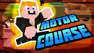 Minecraft - Motor Course [TISZTA MATRIX!]