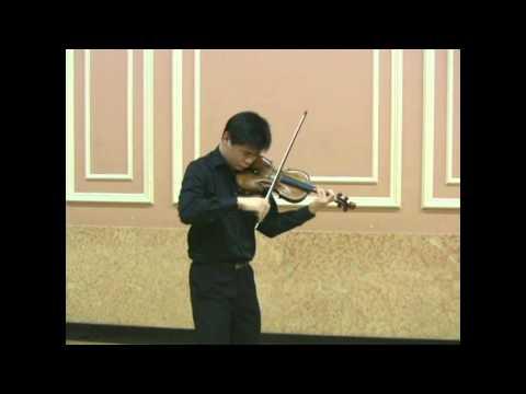 Paganini Caprice No. 17 - Xiang Yu