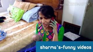 Bhai-behan ka pyaar-sharma's funny videos