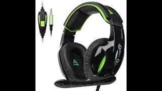 Supsoo G813 Gaming Headset Review