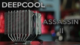 Deepcool Assassin II Review - One MASSIVE CPU Cooler