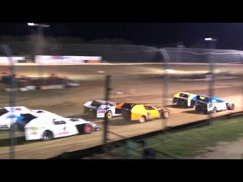 9-28-2019 35 Raceway Park UMP Modifieds feature race