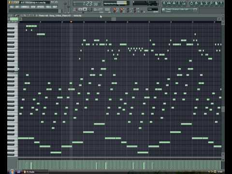 JLS  Everybody in Love Piano Remake on FL Studio! + download link!