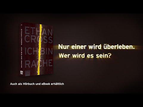 Ich bin die Rache YouTube Hörbuch Trailer auf Deutsch