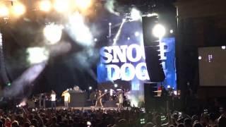 SNOOP DOGG - Pump, Pump LIVE @ AVA Amphitheater Tucson, AZ 4-19-17