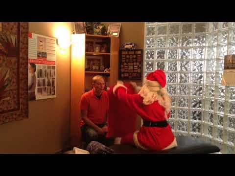 Dr. Jeff's Got Santa's Back!