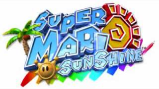 Super Mario Sunshine -The Book in the Bottle