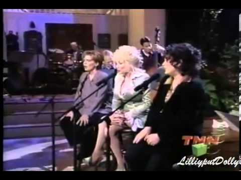 Dolly Parton with Alison Kraus   Suzanne Cox Gospel Medley on her Gospel Show