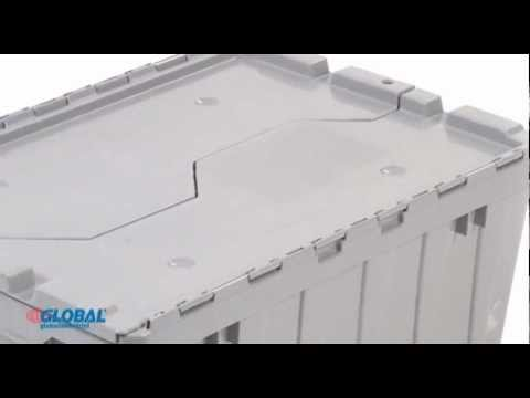 Distribution Containers with Lid