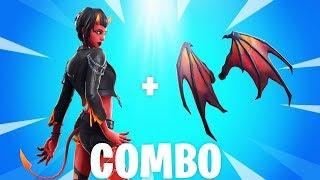 5 BEST COMBO FORTNITE ! SKIN COMBINATIONS FORTNITE !