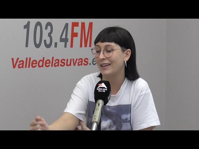 Entrevista con la aspense Sandra Sabater guitarrista de Ginebras. Enero 2020 #Aspe