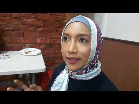 Air Mata Ziana Zain......Bersama Wafa 1 Mei 2018.