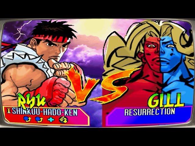 Street Fighter 3: New Generation - Até o Último Chefão [fx4100 + Gtx550ti]